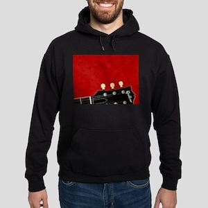 Love Guitar Hoodie (dark)