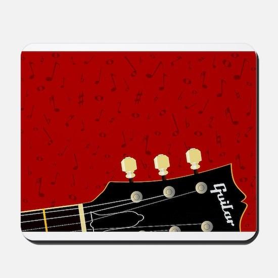 Love Guitar Mousepad