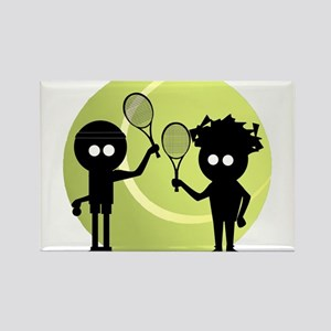 Mixed Doubles Magnets