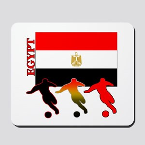 Egypt Soccer Mousepad