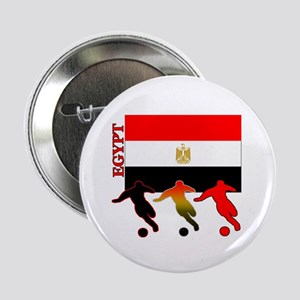 "Egypt Soccer 2.25"" Button (10 pack)"