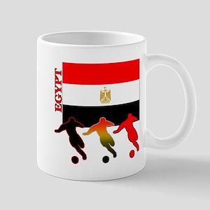 Egypt Soccer Mug
