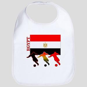 Egypt Soccer Bib