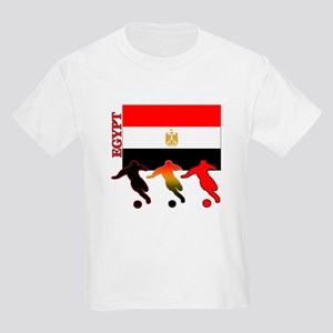 Egypt Soccer Kids Light T-Shirt