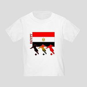 Egypt Soccer Toddler T-Shirt