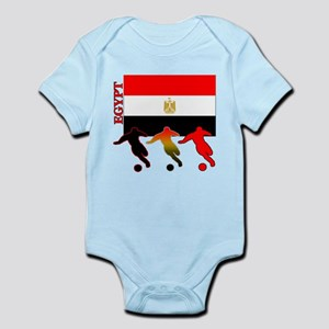 Egypt Soccer Infant Bodysuit
