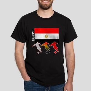 Egypt Soccer Dark T-Shirt