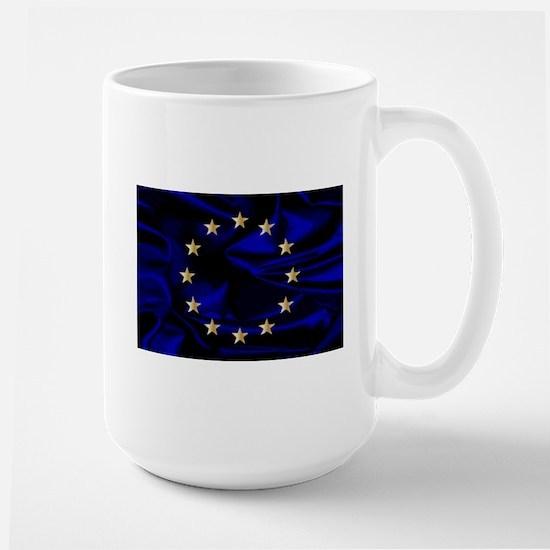 EU Silk Flag Mugs