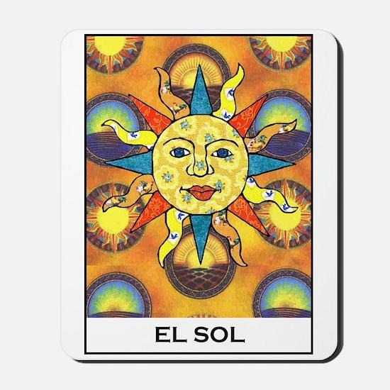 El Sol Mousepad