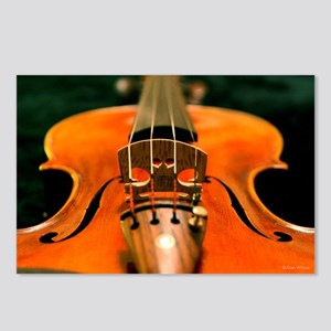 Violin Sonata Postcards (Package of 8)