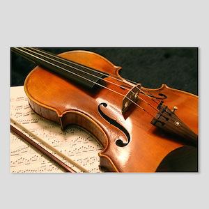Violin Concerto Postcards (Package of 8)