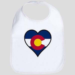 Love Colorado Bib