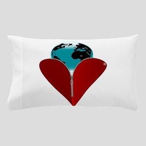 Love Earth Pillow Case