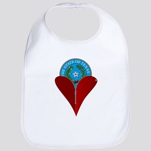 Love Texas Bib