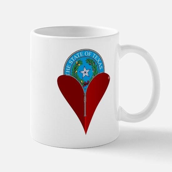 Love Texas Mugs