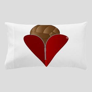 Love Football Pillow Case