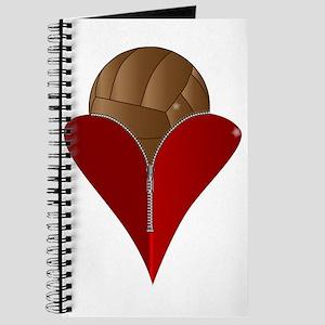 Love Football Journal