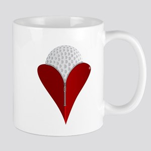 Love Golf Mugs