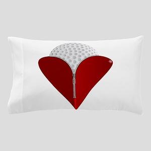 Love Golf Pillow Case