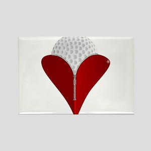 Love Golf Magnets