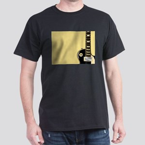 Guitar Copy Space T-Shirt