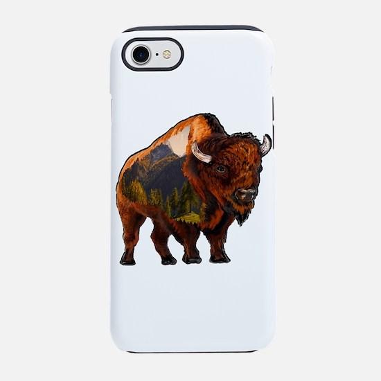 Cute Native art iPhone 8/7 Tough Case