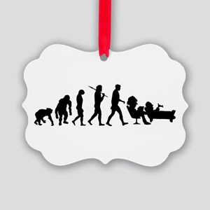 Psychologists Psychiatrists Picture Ornament