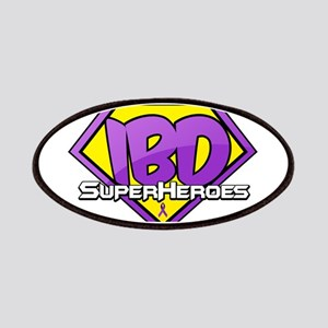 #ibdsuperheroes Logo Patch