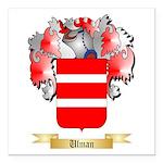 Ulman Square Car Magnet 3