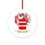 Ulman Round Ornament