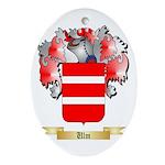 Ulm Oval Ornament