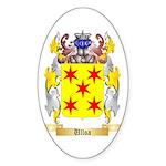 Ulloa Sticker (Oval)