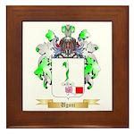 Ugoni Framed Tile