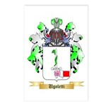 Ugoletti Postcards (Package of 8)
