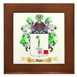 Ughi Framed Tile