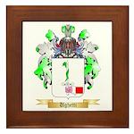 Ughetti Framed Tile