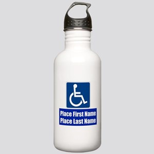 Handicapped Disabled Water Bottle