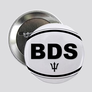 "Barbados BDS Plate 2.25"" Button"