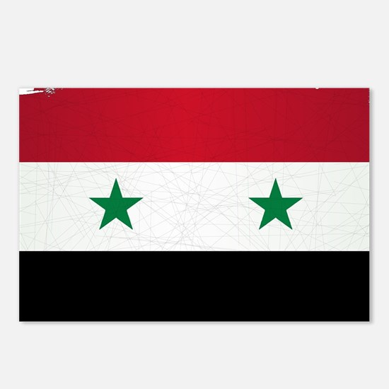 Cute Syria Postcards (Package of 8)