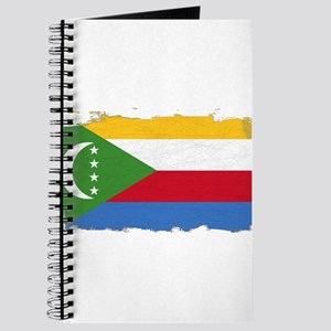 Flag of Comoros Journal
