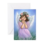 Angel of the Earth Cards (Pk of 10)