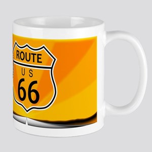 Route Sixty Six Mugs