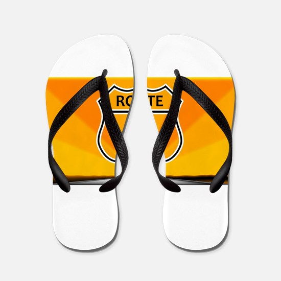 Route Sixty Six Flip Flops
