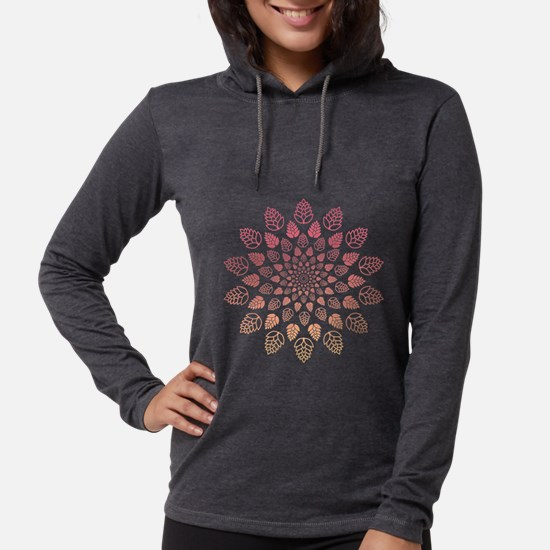 Beer Hop Mandala Long Sleeve T-Shirt