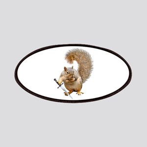 Fighting Squirrel Patch