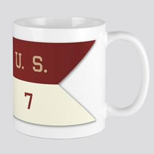 7th Cavalry Flag Mugs