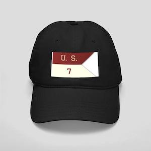 7th Cavalry Flag Black Cap