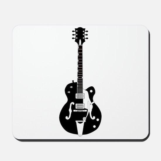 Country Guitar Mousepad