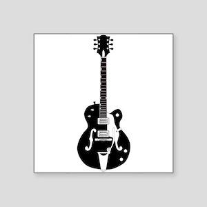 Country Guitar Sticker