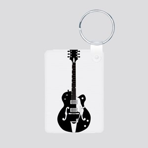 Country Guitar Keychains